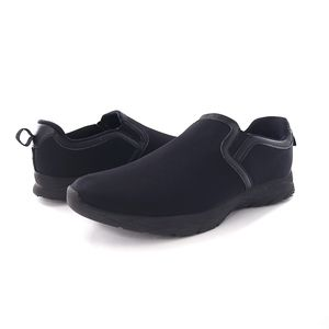 Vionic Blaine Sz 9 Black Slip On Sneakers